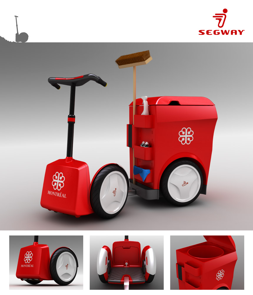 Segway Design Project
