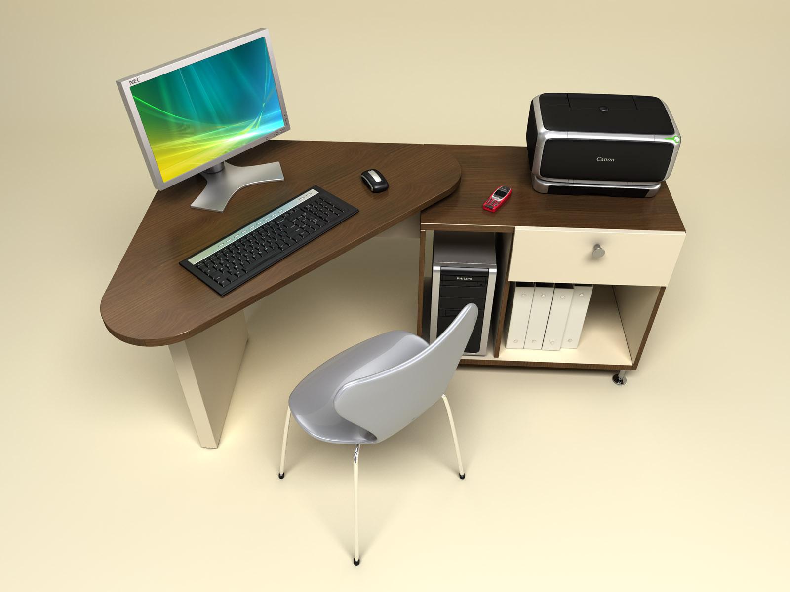 SOHO Office Furniture - Desk