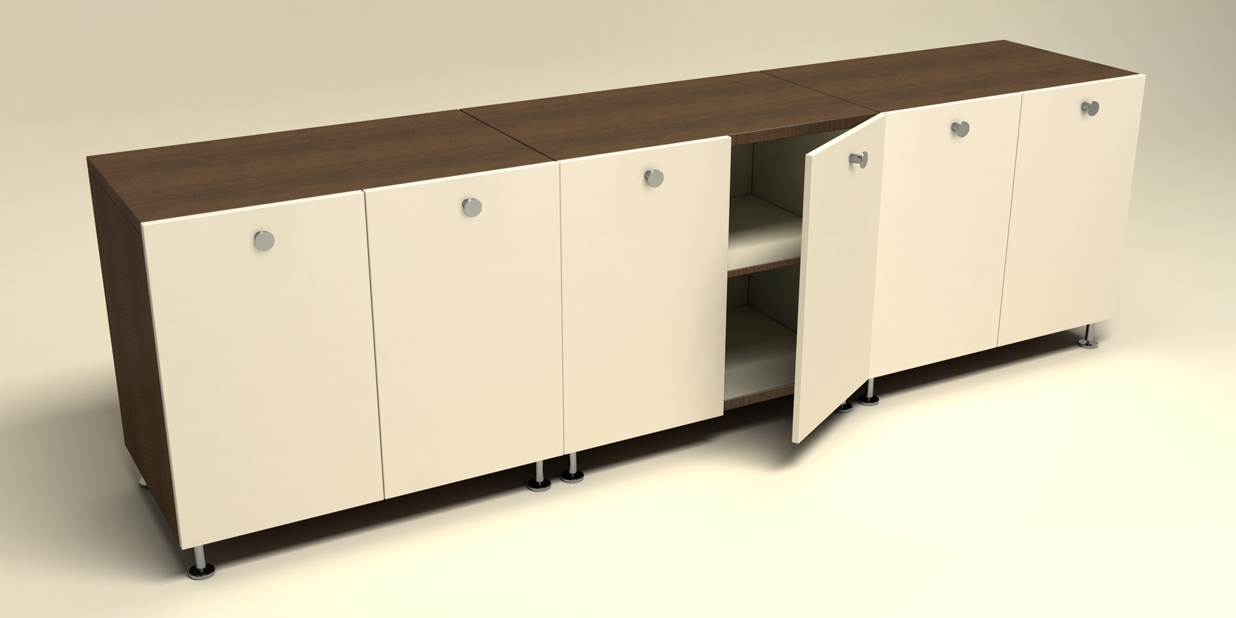 SOHO Office Furniture - Cabinets