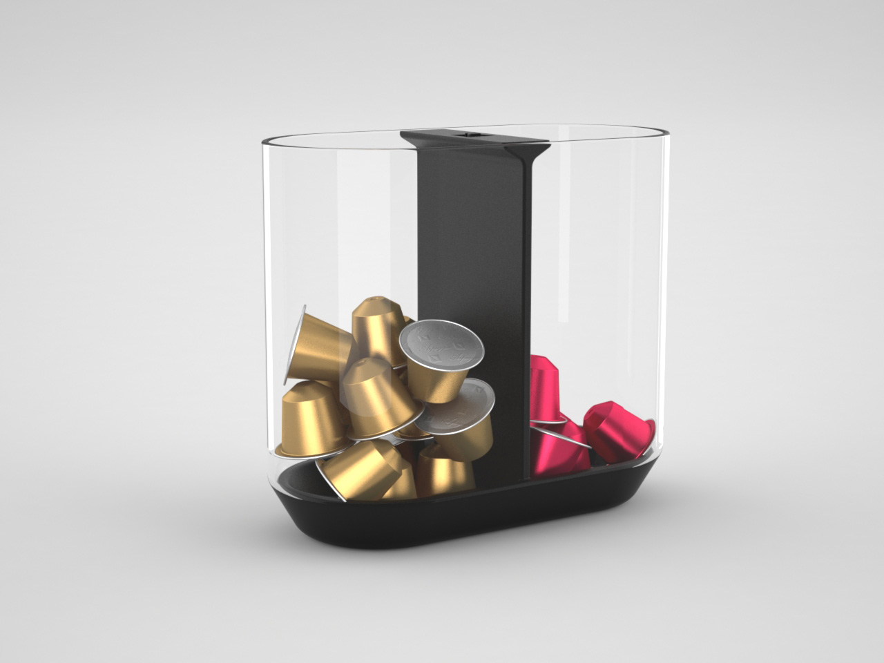 Nespresso Capsule Dispenser