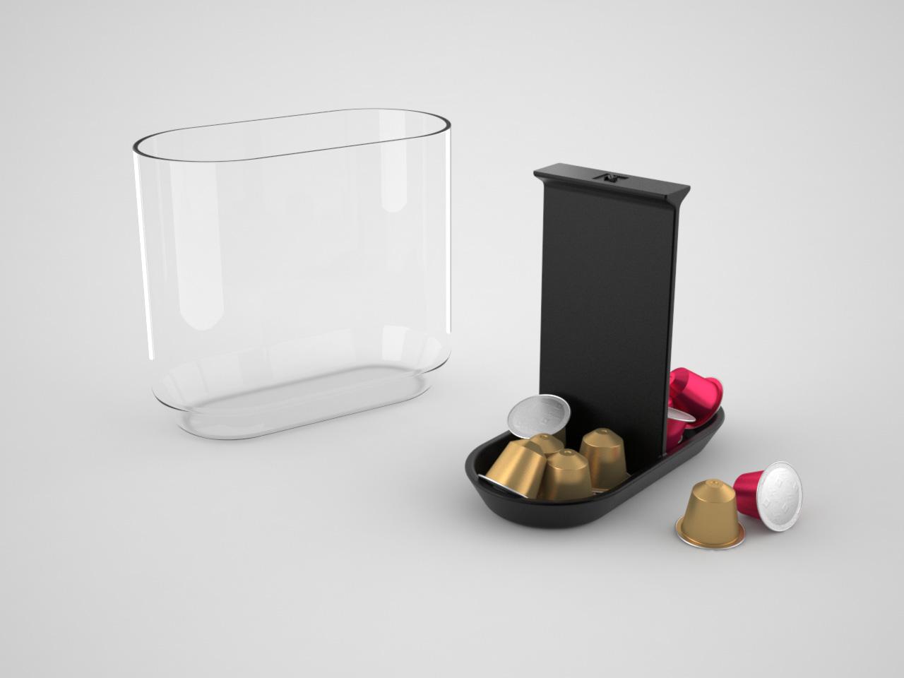 Nespresso Capsule Dispenser (2)