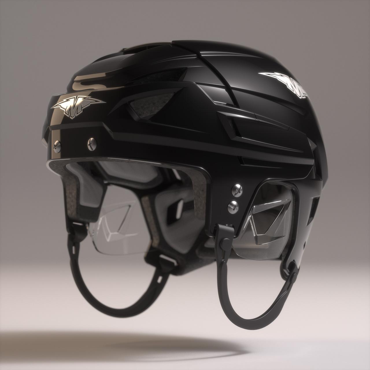 Intake2 Hockey Helmet