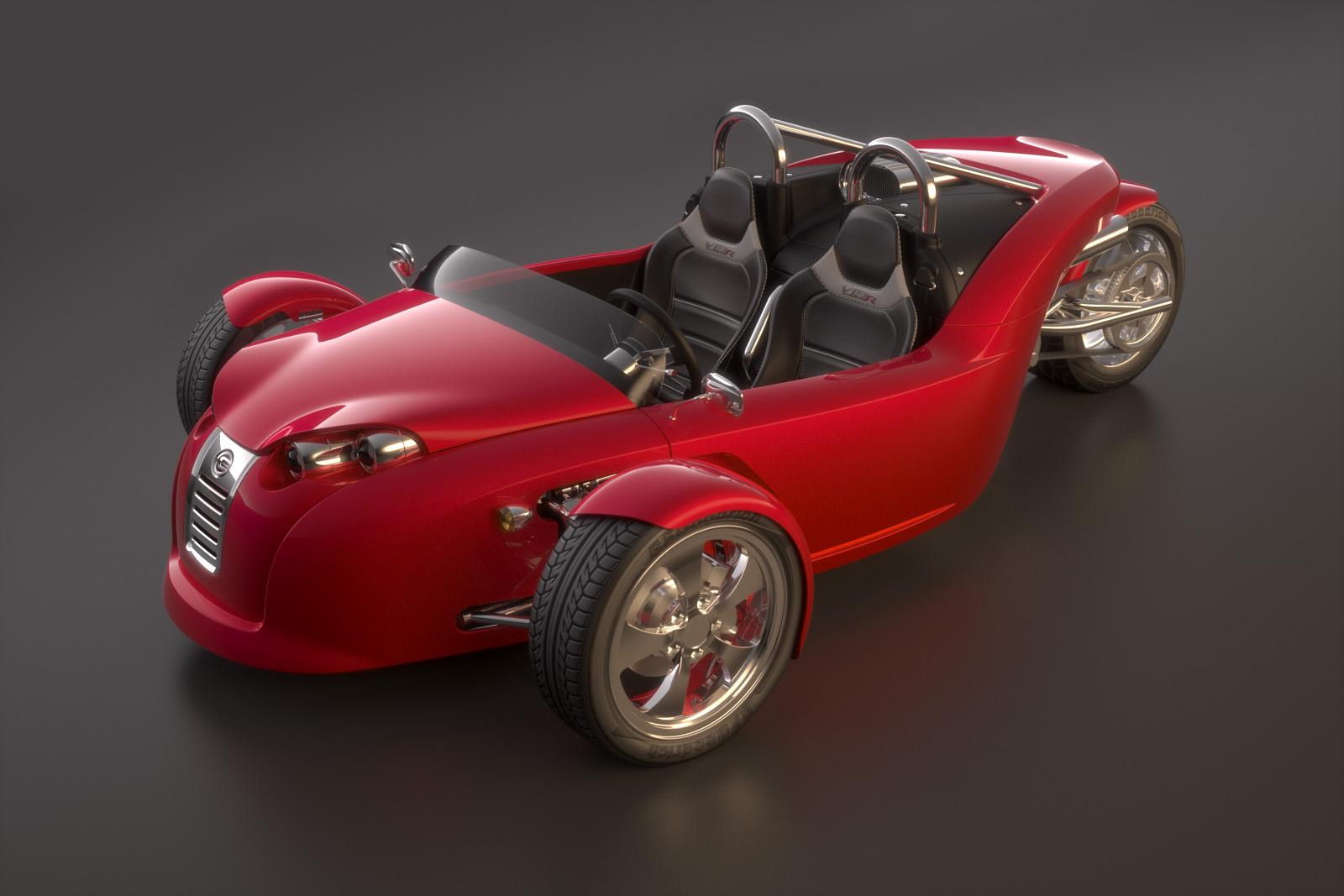 Campagna Motors V13R