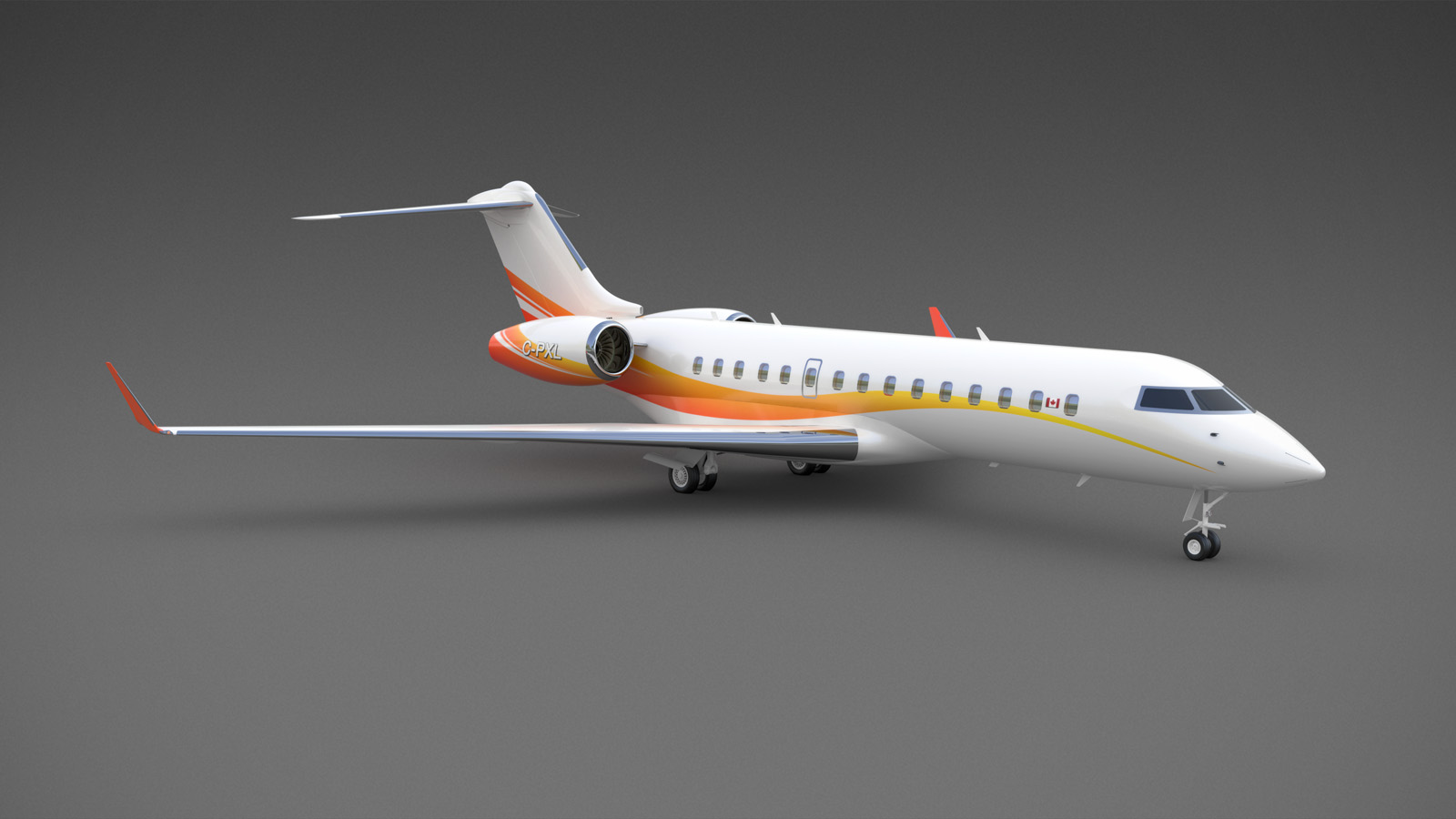 Bombardier Global XRS