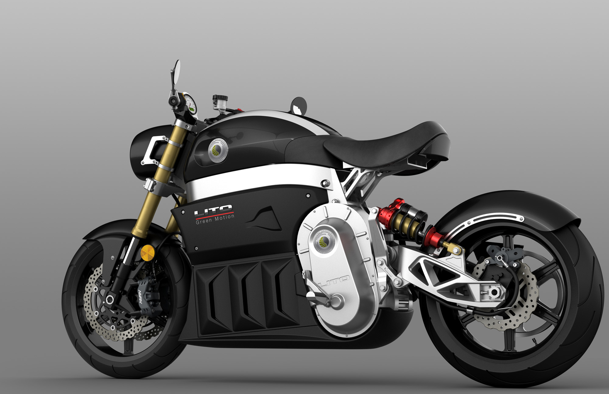 Sora Electric Motorcycle